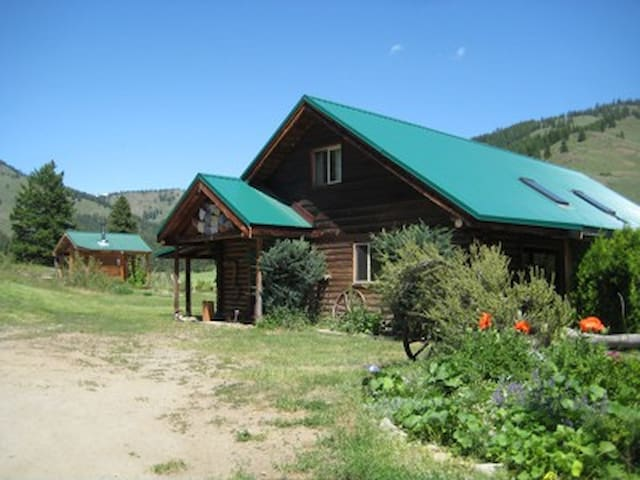 Secluded Wilderness Retreat  - Twisp - Huis