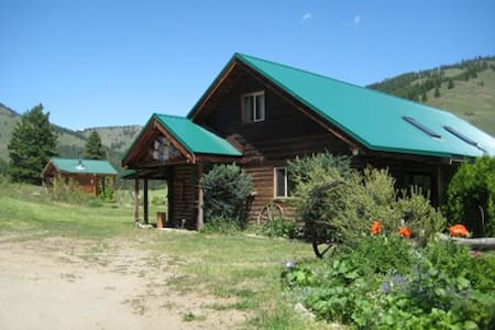 Secluded Wilderness Retreat  - Twisp - Dom