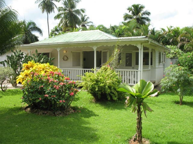 CARIBBEAN VILLA IN TROPICAL PARK! - Las Terrenas - Vila