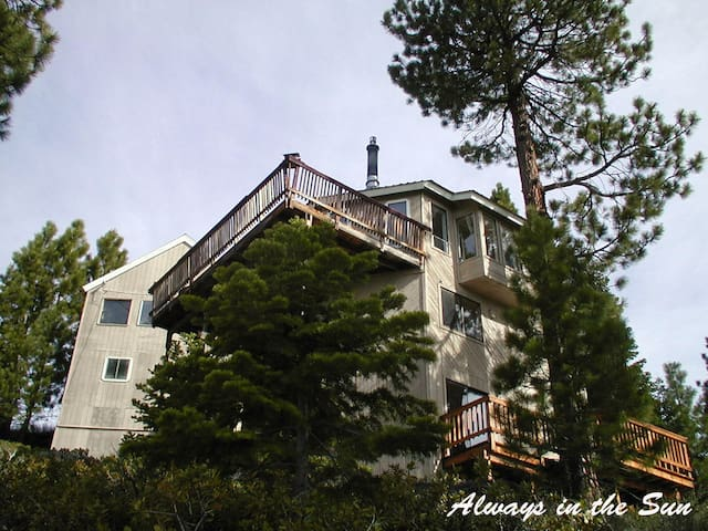 Tahoe Heavenly Sky Nest - Kingsbury - Huis