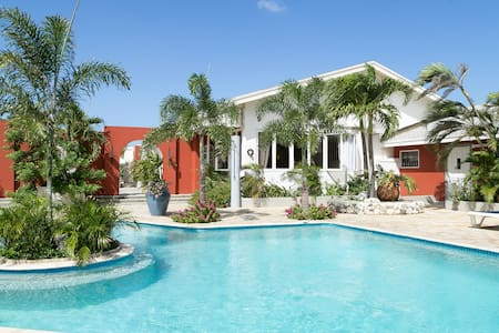 Spacious Lovely apartment MangooZ - Oranjestad - 公寓