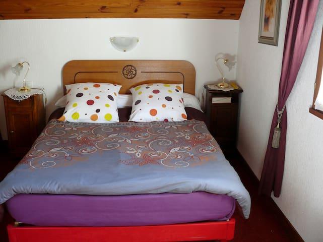 Chambre à louer L' Averna - HAUX - Casa