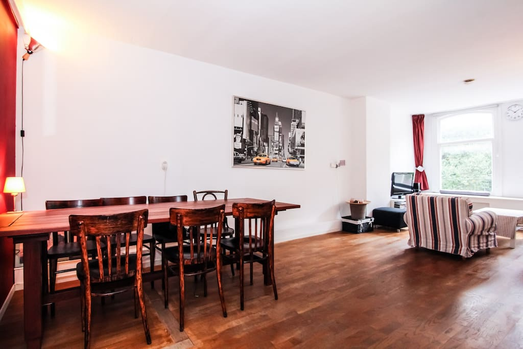Beautiful apartment in de pijp appartamenti in affitto for Appartamenti in centro amsterdam