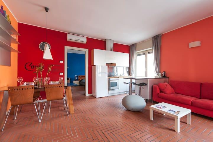 Carpe Diem Casa Vacanza - Bergamo - Wohnung