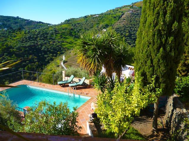 La Cascada Oasis - Villa Andaluza - Torrox - Villa