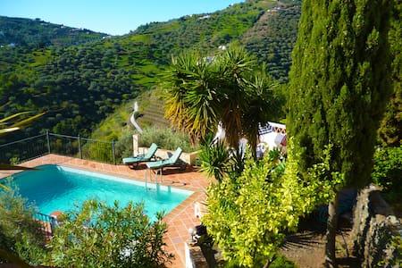 La Cascada Oasis - Villa Andaluza - トロー