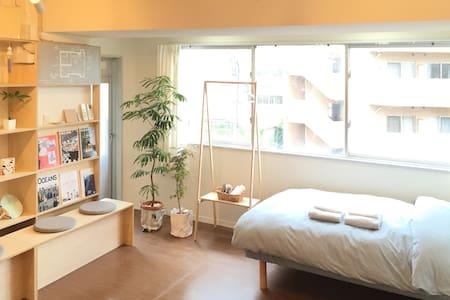 NEW OPEN!! Yoyogi nearby Shinjuku n' Harajuku - Shibuya-ku - Apartemen