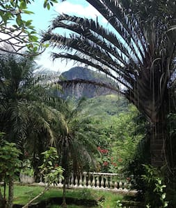 Paraiso na mata atlantica - Cachoeiras de Macacu - House