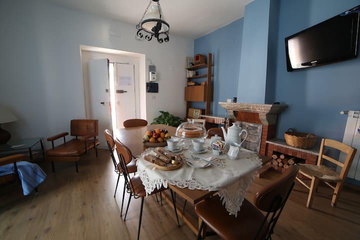 La Casa del Borgo - Brienza - House