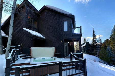 Top 20 vail vacation cabin rentals and cottage rentals for Cabine in keystone colorado