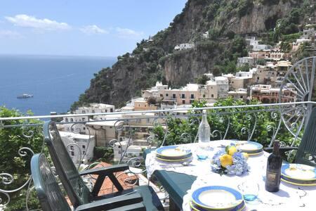 Positano villa, 6 Bedrooms, 6 Bathr- Sleeps 10+2 - Positano