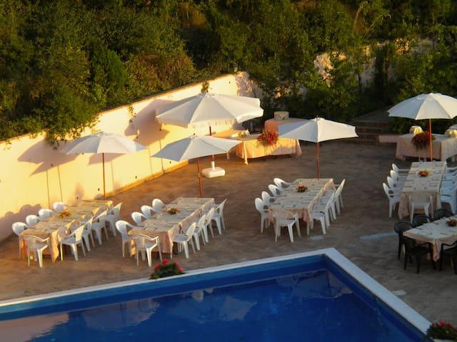 rosa - Castellabate - Wohnung