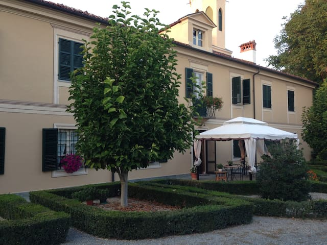 Relax in an oasis of peace - Savigliano