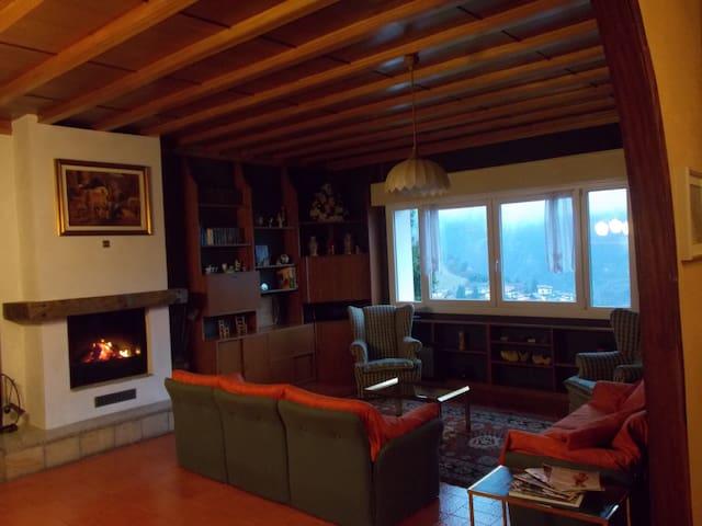 Villa panoramica Oltre il Colle - Oltre Il Colle - Villa