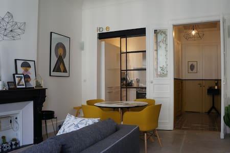 Chambre dans centre historique / SDB privative - Montpellier - Wohnung