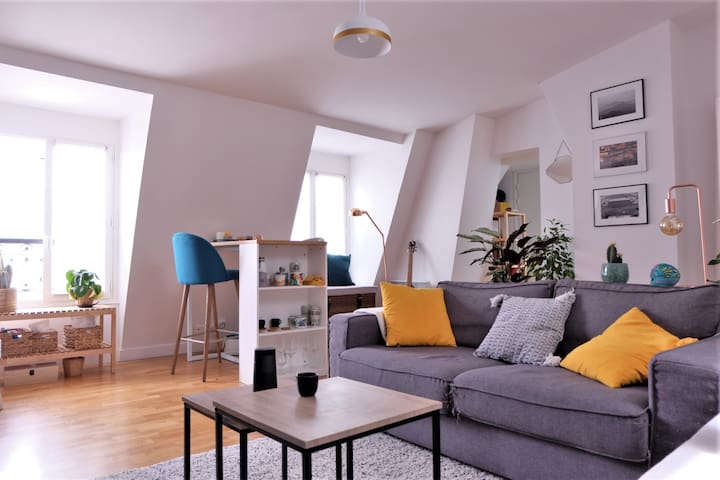 Lovely apartment near the Louvre