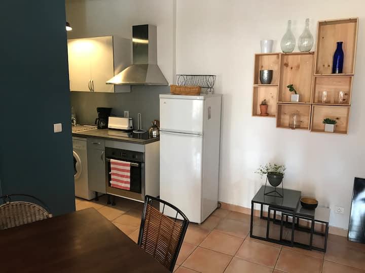 Appartement  dans l'arrière pays Niçois
