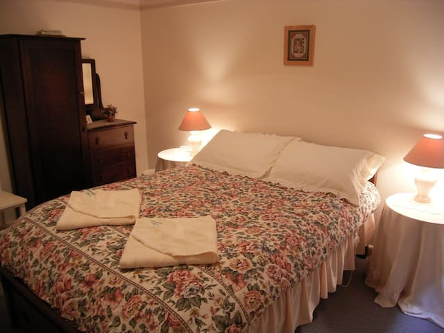 Tarra-Bulga Guest House and Cafe - Balook - Bed & Breakfast