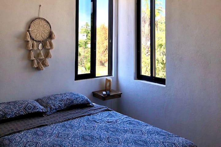 Apartment for two in Todos Santos Center #1