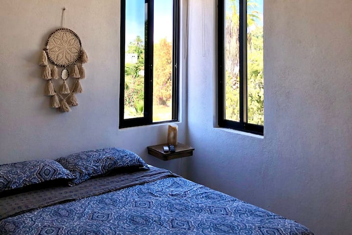 Apartment for two in Todos Santos Center #1
