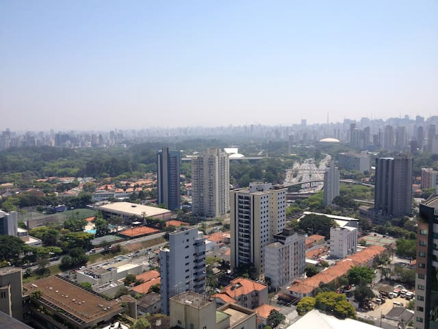 Ibirapuera-good price and best view