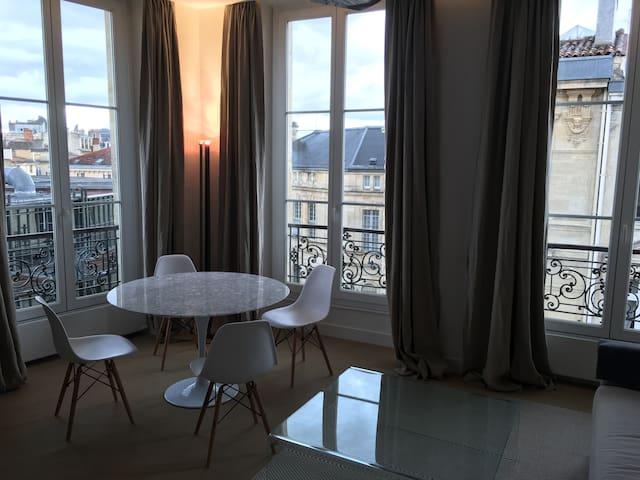 Appartement luxe T2 Grands Hommes  hyper centre