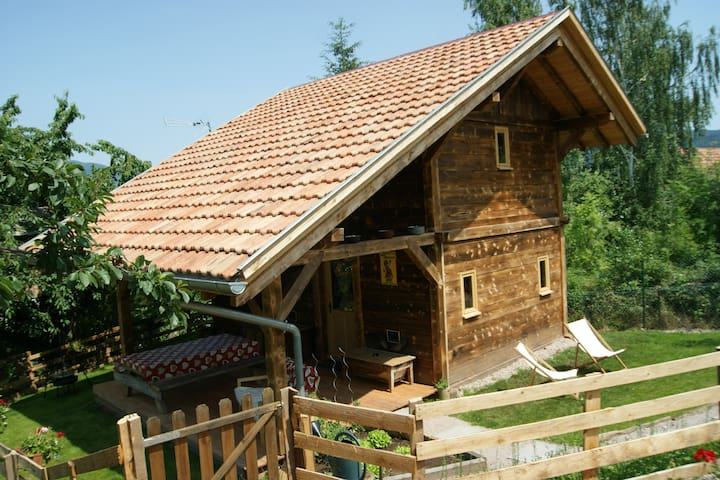 Chalet Cosy en Centre-Alsace - Neubois - Hytte (i sveitsisk stil)