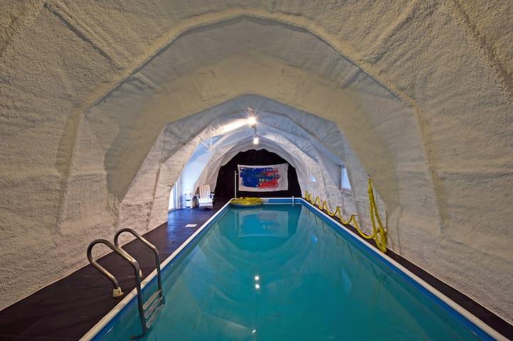 Prana Residence Spa  Indoor Pool