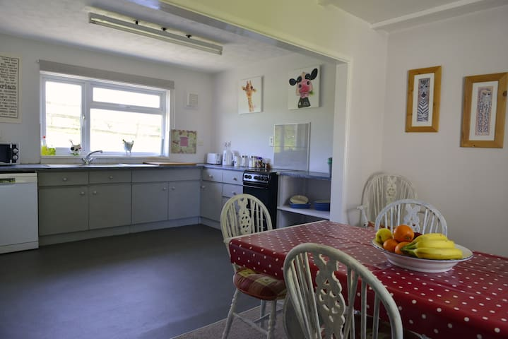 Perfect for Hosting, Open Plan Kitchen