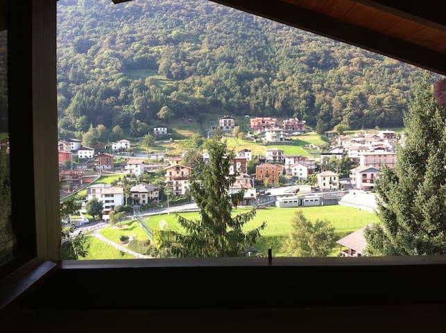Affitto Alta Valsassina  lago lecco - Casargo