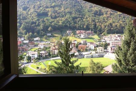 Affitto Alta Valsassina  lago lecco - Casargo - アパート
