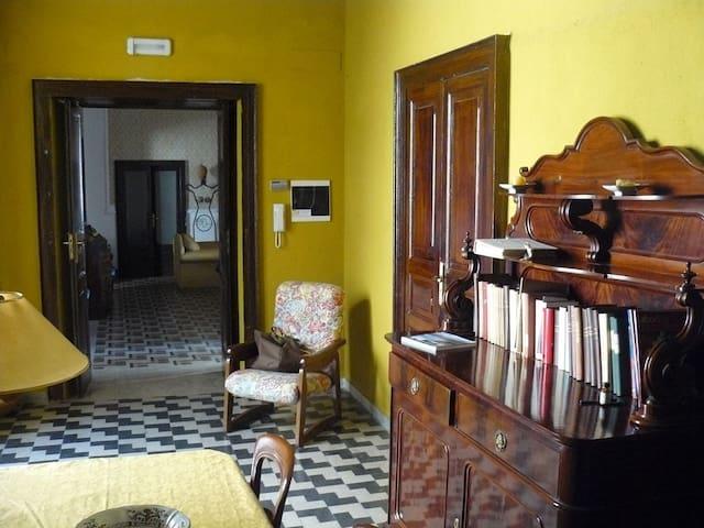 Ancient Palazzo Severino - Tarsia