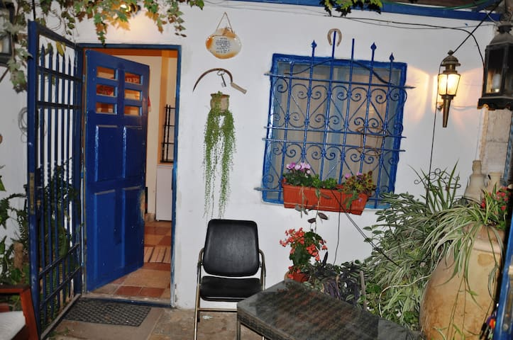 cozy garden  nice 2 rooms in  apt . - Jerusalem - Rumah