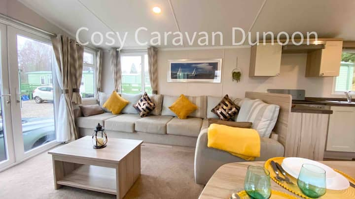 Cosy Caravan Dunoon