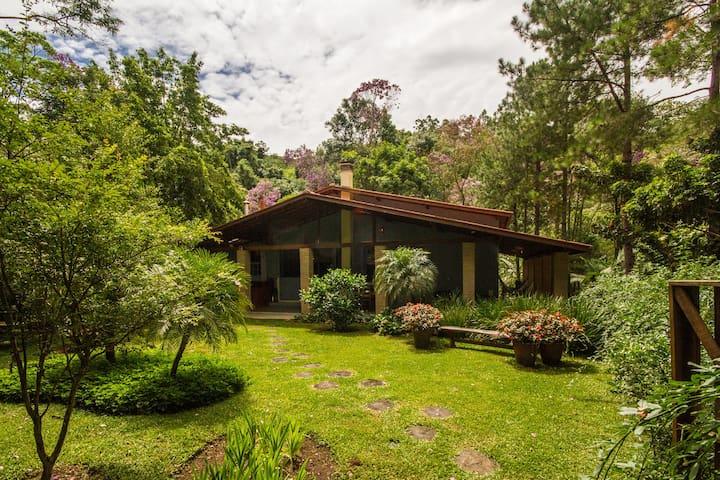 Casa no Encanto Verde