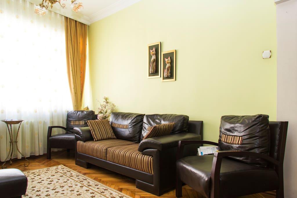 Fully Furnished House in Şişli