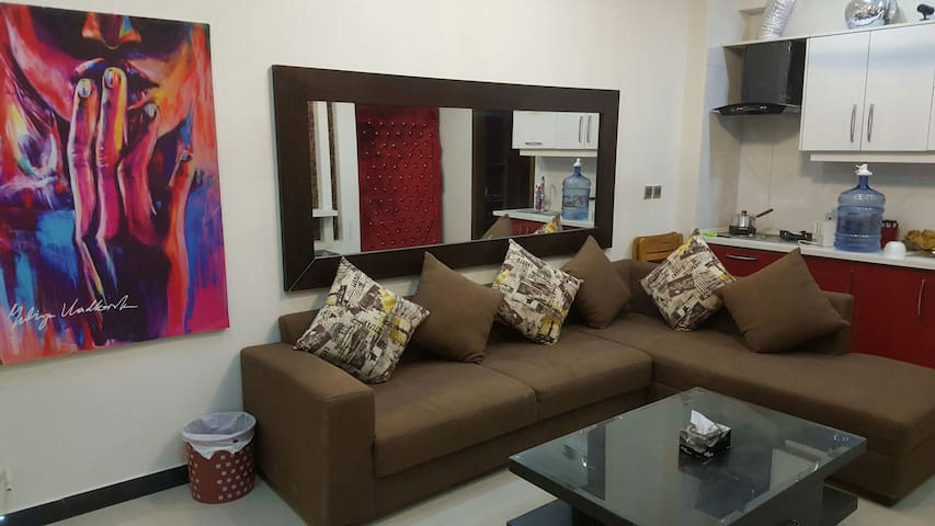 Awesome and Cozy private apartment in F11/E11 ISL.