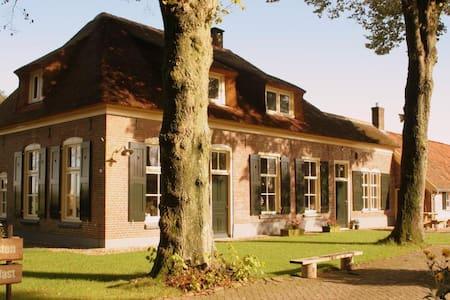 Sleep in an ancient farmhouse! - Luttenberg