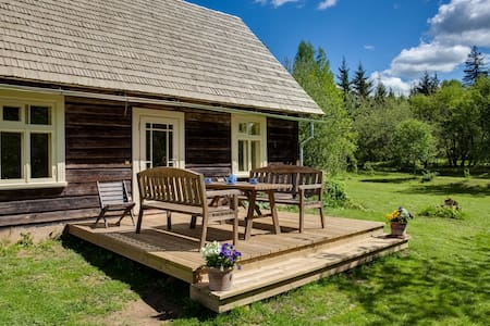 """Cottage """"Annmarie"""" at the Karlamuiza Country Hotel"""