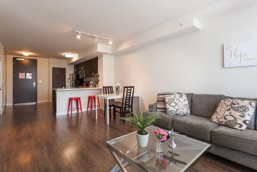 Luxury Apartments Dtla