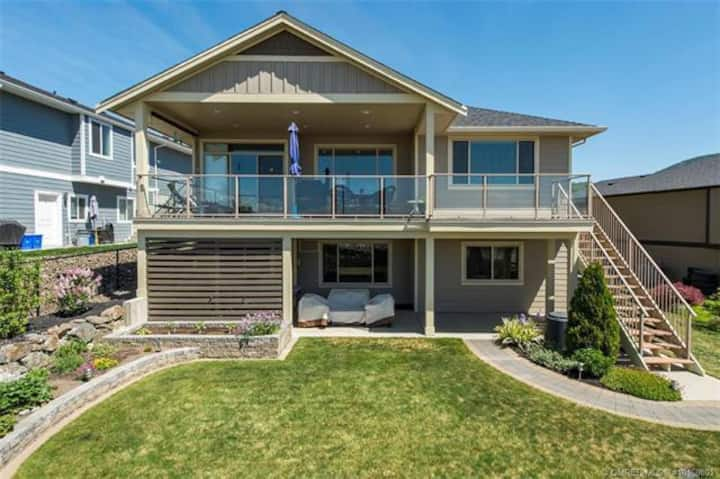 Vernon Home With True Okanagan Lifestyle