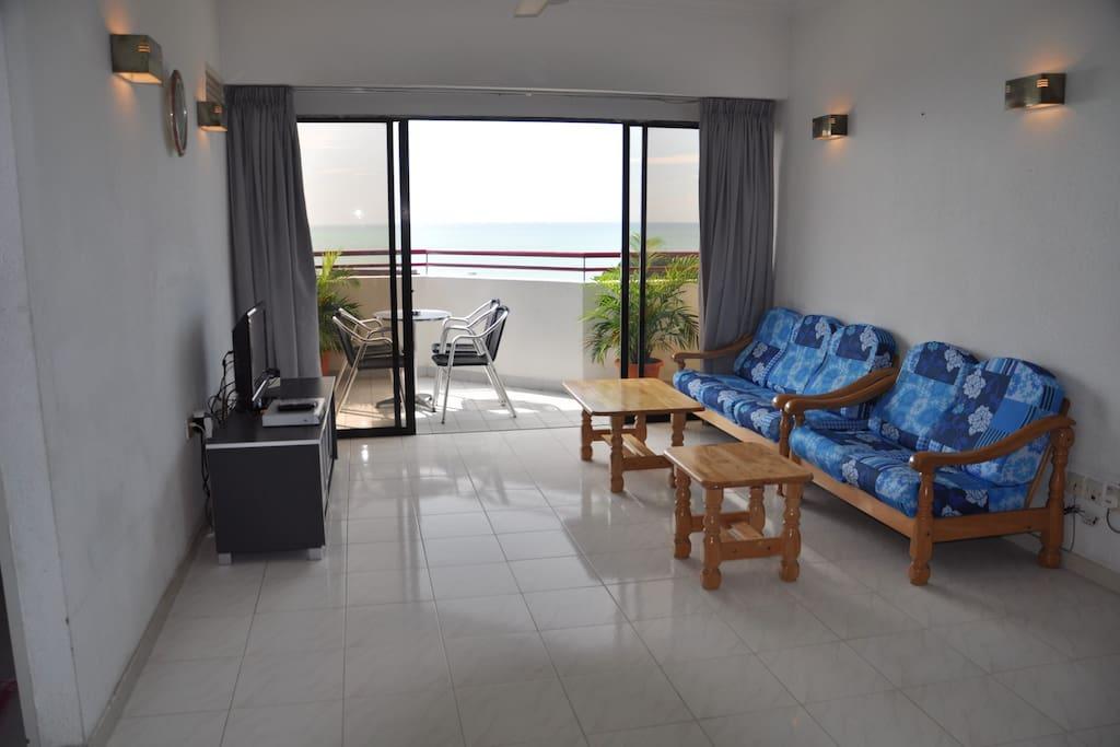 Aloka Seaview Apartment Appartamenti In Affitto A Batu Ferringhi Pulau Pinang Malesia