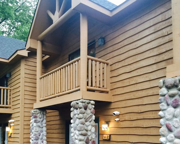 Luxury Cabin Near Starved Rock park - Oglesby - Dom