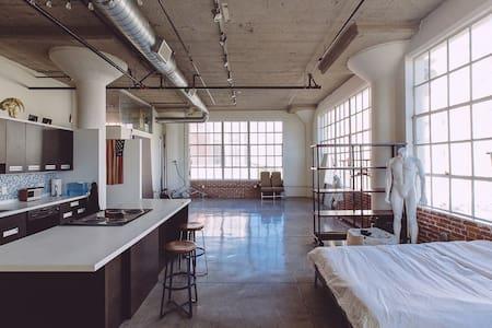 Gorgeous and bright Artist Loft - Corner Unit! - Los Angeles - Loft