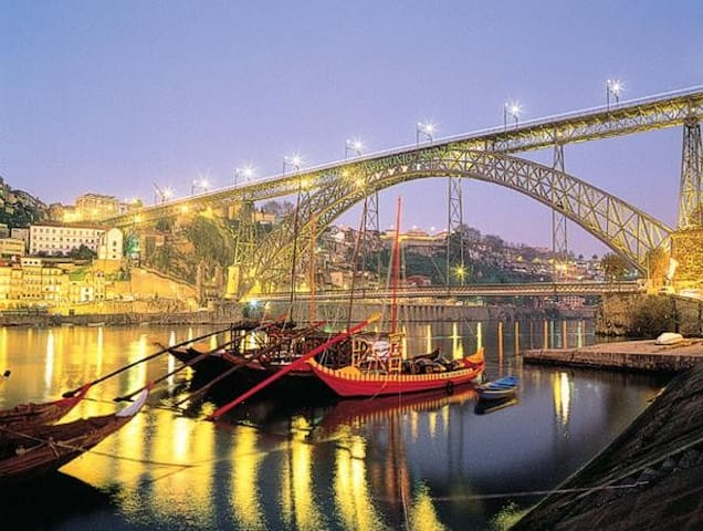 Home away from (URL HIDDEN) Porto! - Vila Nova de Gaia - อพาร์ทเมนท์