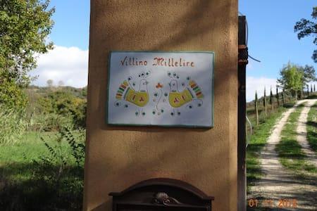 """""""Suite Saturnia""""-Villino Millelire (Rif. 2/3) - Villa"""