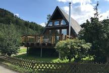 Haus Pia, komplettes Ferienhaus in Wolfshagen