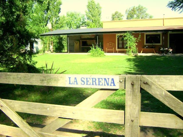 La Serena country house - San Antonio de Areco - Hus