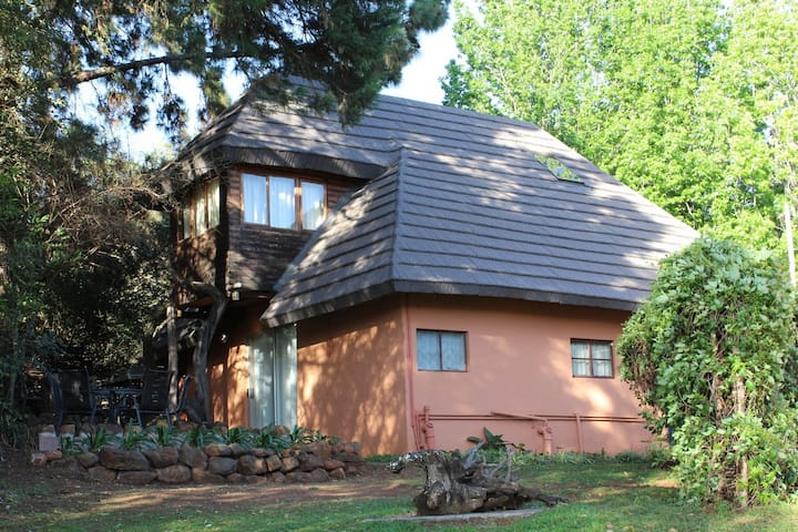 Bergvlei Cottage at Treks, Trips and Trails