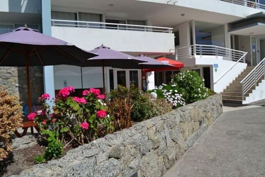 Cafetería/ Restaurant